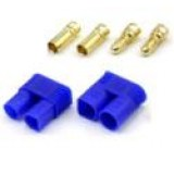 EC3 3,5mm Gold connector