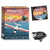 Phoenix R/C Pro Simulator V5.0 by RUNTIME GAMES LTD (RTM5000)
